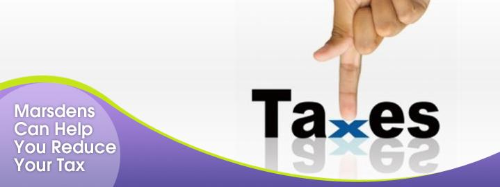 marsdens taxes